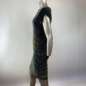 Free People Dresses - Free People | Peacock Dream Navy T-Shirt Dress